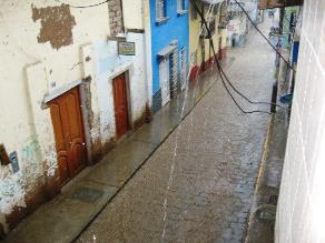 Lluvias y tormentas eléctricas afectan la provincia de Otuzco