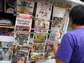 La CIDH escucha denuncia sobre concentración de medios en Perú