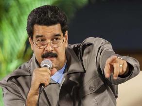 Maduro denunciará a oposición venezolana ante organismos internacionales