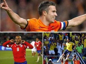 Brasil 2014: Conoce a las figuras que a 79 días se pueden perder el Mundial