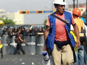 Protestas de mineros informales continúan en Lima