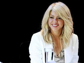 Shakira envía emotiva carta a madre de Cerati