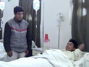 Huancayo: falta de electricidad en hospital El Carmen generó malestar