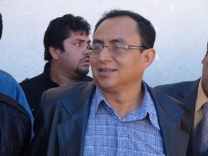 Cajamarca: Rosa Florián pide a Santos dar un paso al costado