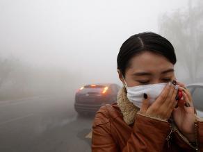 Siete millones de personas mueren al año por contaminación ambiental
