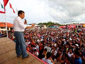 Humala expresó preocupación por fallo a favor de terroristas