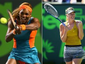 Serena Williams enfrentará a Maria Sharapova en semifinales de Miami