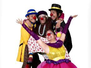 Los nuevos clowns y la aventura de su abuela