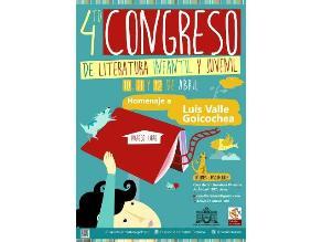 Cuarto Congreso de Literatura Infantil y Juvenil se presentará en abril