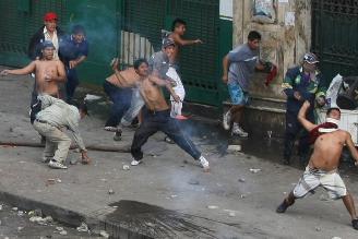 Donde nacen los jóvenes violentos