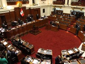 Bancadas respaldan iniciativa legislativa para sancionar a tránsfugas