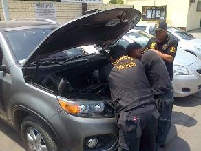 Delincuentes ahora venden autopartes robadas por delivery
