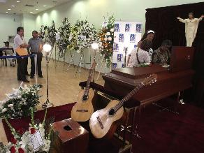 Pepe Vásquez será enterrado en cementerio de El Agustino