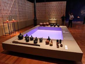 Inauguran exposición sobre un gran hallazgo arqueológico al norte de Lima