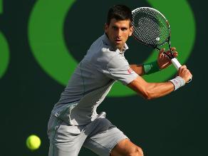 Novak Djokovic vence a Murray y está en semifinales del Masters de Miami