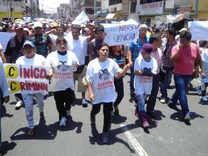 Chimbote: realizan misa en homenaje a exconsejero Ezequiel Nolasco