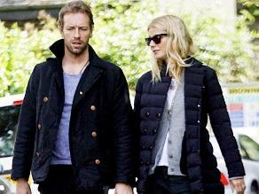 ¿Gwyneth besó a su ex antes de separarse de su esposo?