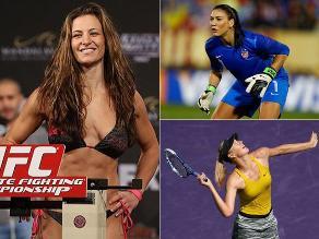 Conoce a las 10 deportistas más buscadas en Google
