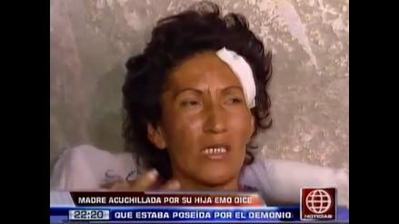 Madre atacada por hija asegura que estaba ´poseída por jugar ouija´