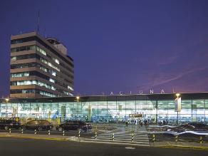 Aeropuerto Jorge Chávez fue elegido por sexta vez el mejor de Sudamérica