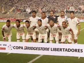 Incidencias del Universitario vs. The Strongest por Copa Libertadores