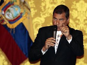 El presidente de Ecuador denuncia un ataque a su cuenta de Twitter