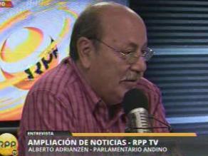 Parlamentario andino proponen crear intendencia contra el racismo