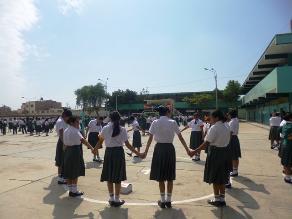 Chiclayo: Instalarán aulas prefabricadas en colegio Elvira García