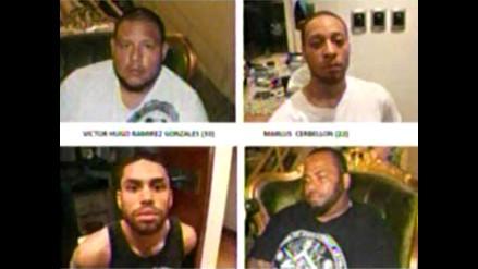 Diez supuestos narcotraficantes detenidos en megaoperación antidroga