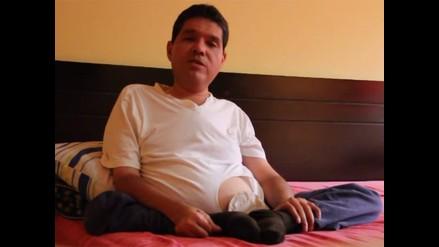 Michael Urtecho suplica al Poder Judicial que no encarcele a su esposa