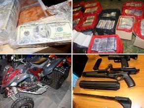 Nueve detenidos en megaoperación tras hallazgo de droga en La Molina
