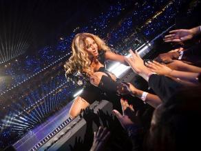 Beyoncé lloró en último concierto de su gira