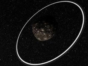 Científicos descubren a Chariko, el primer asteroide con sistema de anillos