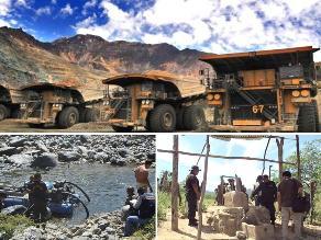 Extranjeros son investigados por presunto financiamiento a minería ilegal