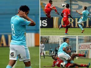 Revive el empate de Sporting Cristal ante San Simón por Torneo del Inca