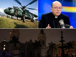 Las noticias más importantes de la jornada: Interviene avioneta con más de 300 kilos de droga, Cipriani plantea referéndum sobre aborto y unión civil y Perú se sumó a la Hora del Planeta