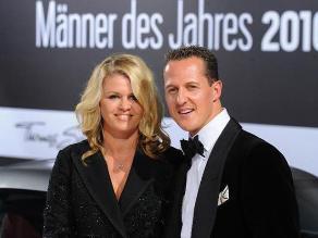 Schumacher tendrá suite médica de 12 millones de euros en su casa, según prensa