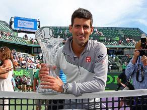 Djokovic: Si quieres ser el mejor, debes ganar a los grandes del mundo