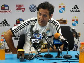 Daniel Ahmed: Yotún se equivocó y ante Garcilaso jugará Cossío por él