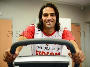 Radamel Falcao: Es prematuro decir que sí estaré en el Mundial