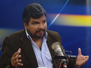 Arbizu: Fallo a favor de García es nefasto para lucha anticorrupción
