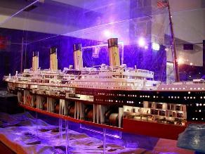 Subastan la única carta escrita la noche que se hundió el Titanic