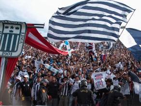 Alianza Lima jugará ante León de Huánuco sin público en tribuna sur