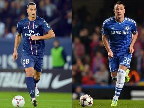 Chelsea ante Paris Saint Germain en vibrante duelo de Champions League