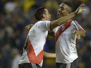 River Plate venció 1-0 a Newell
