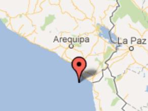Sur del país también se remece tras sismo de 7.4 grados en Chile