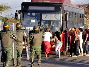 Capturan a 3 bolivianas que fugaron de cárcel chilena durante sismo