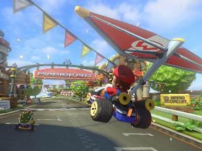 Mario Kart 8 se presenta con nuevo tráiler