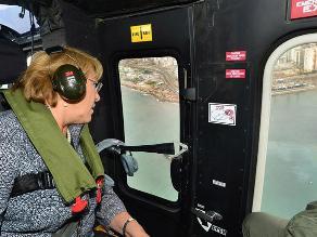 Bachelet tuvo que ser evacuada de Arica por nuevo terremoto de 7,6