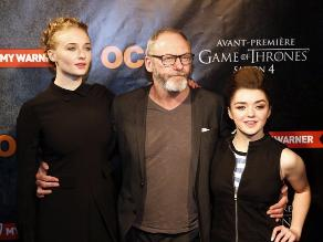 ´Game Of Thrones´ presentó su cuarta temporada en París
